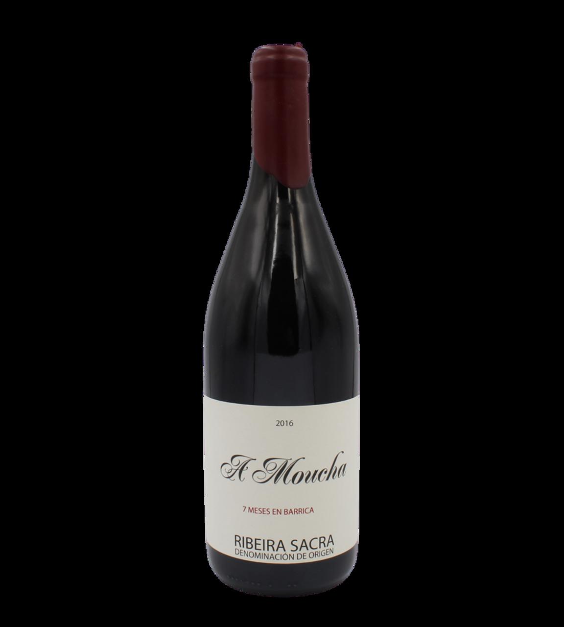 A Moucha Gran Vin Tinto 2016