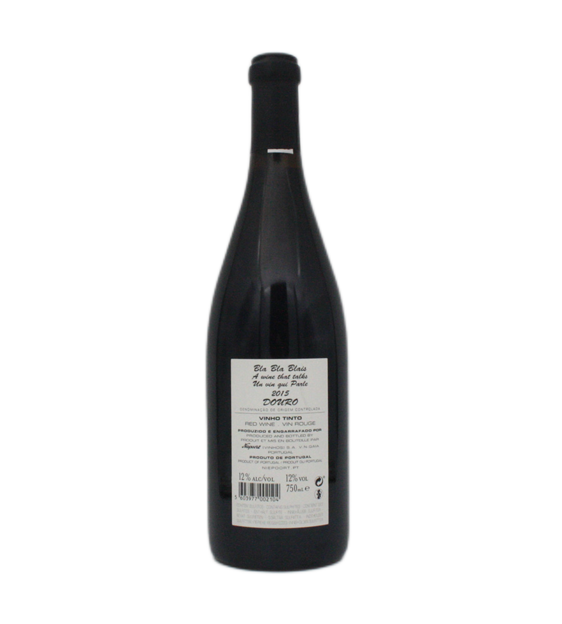 Niepoort Bla Bla Blais Tinto 2015 Niepoort Bla Bla Blais Red 2015