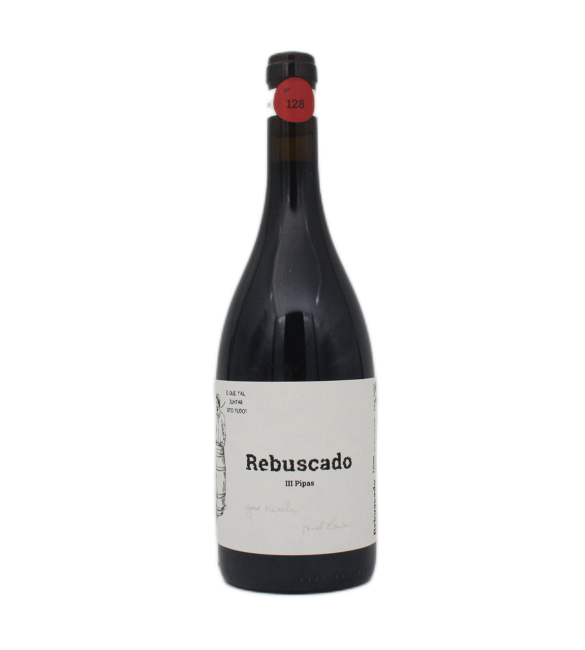 Picture of Rebuscado III Pipas Red 2019