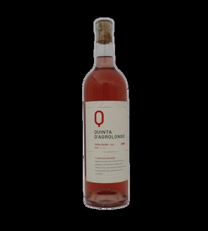 Imagem de Quinta D'Agrolongo Grande Escolha Rosé 2020